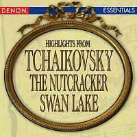 Vladimir Fedoseyev, RTV Moscow Large Symphony Orchestra – Tchaikovsky: Nutcracker - Swan Lake Highlights