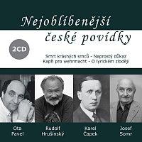 Rudolf Hrušínský, Josef Somr – Pavel, Čapek: Nejoblíbenější české povídky