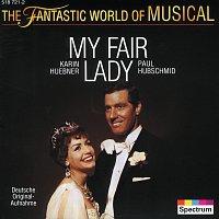 Alfred Schieske, Boris Greverus, Rex Gildo, Hans Hardt, Paul Hubschmid – My Fair Lady