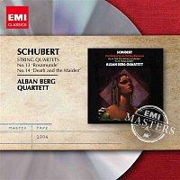 "Alban Berg Quartett – Schubert: String Quartets No. 14 in D minor D.810, ""Death and the Maiden"" & No. 13 in A minor D.804 (""Rosamunde"")"