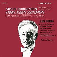 Arthur Rubinstein, Edvard Grieg, RCA Victor Symphony Orchestra, Alfred Wallenstein – Grieg: Piano Concerto in A Minor, Op. 16 - Schumann - Villa-Lobos - Liszt - Prokofiev - de Falla