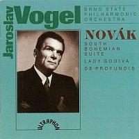Filharmonie Brno, Jaroslav Vogel – Novák: Jihočeská suita, Lady Godiva, De Profundis