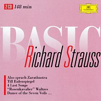 Boston Symphony Orchestra, William Steinberg, Berliner Philharmoniker, Karl Bohm – Basic Richard Strauss