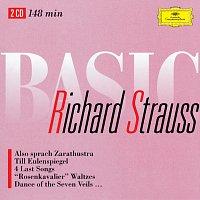Boston Symphony Orchestra, William Steinberg, Berliner Philharmoniker, Karl Bohm – Basic Richard Strauss