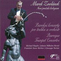 Marek Zvolánek – Barokní koncerty pro trubku a orchestr