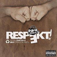 Různí interpreti – Respekt! - Animal Cannibals más mikrofonjából