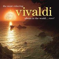 Přední strana obalu CD The Most Relaxing Vivaldi Album In The World... Ever!