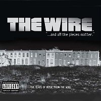 Přední strana obalu CD ...and all the pieces matter, Five Years of Music from The Wire