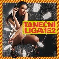 Přední strana obalu CD Tanecni Liga 152