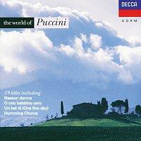 Různí interpreti – The World of Puccini