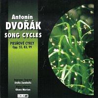 Stella Zambalis – Písňové cykly, opp.55,83,99
