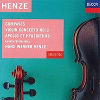 Hirofumi Fukai, Brenton Langbein, London Sinfonietta, Hans Werner Henze – Henze: Compases; Violin Concerto No.2 etc