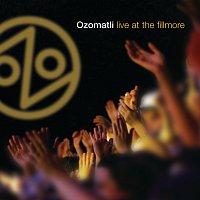 Přední strana obalu CD Live At The Fillmore