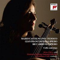 Silvia Chiesa, Gian Francesco Malipiero, Massimiliano Caldi – Malipiero, Castelnuovo-Tedesco, Cello concertos