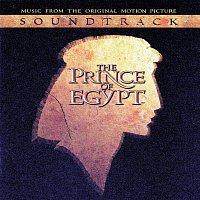Přední strana obalu CD The Prince of Egypt