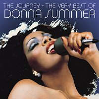 Přední strana obalu CD The Journey: The Very Best Of Donna Summer
