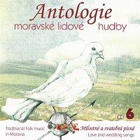 Různí interpreti – Antologie moravské lidové hudby - CD6 Svatební písně CD