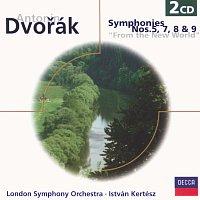 London Symphony Orchestra, István Kertész – Dvorak: Symphonies Nos.5, 7, 8 & 9