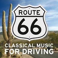 Přední strana obalu CD Classical Music For Driving