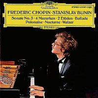 Stanislav Bunin – Chopin: Ballade op. 52; Nocture op. No. 2; 4 Mazurkas op. 33; Grande Valse Brillante op. 34 No. 3; Etudes op. 10 No. 12 / op. 25 No. 8; Sonate No. 3 op. 58; Polonaise op. 53