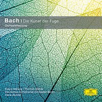 Klaus Hellwig, Thomas Weber, Deutsches Symphonie-Orchester Berlin, Hans Zender – J.S. Bach: The Art Of Fugue, BWV 1080 - Arr. For Full Orchestra By Fritz Stiedry