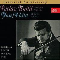 Přední strana obalu CD Classical Anniversary Václav Snítil
