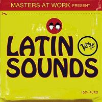 Přední strana obalu CD Present Latin Verve Sounds