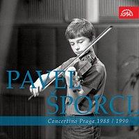 Pavel Šporcl – Pavel Šporcl Concertino Praga 1988 / 1990