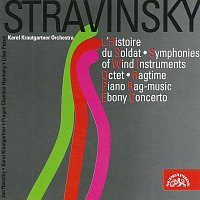 Komorní harmonie, Libor Pešek – Stravinskij: Příběh vojáka..., Symphonies of Wind Instruments, Piano Rag-music ...