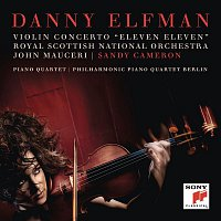 "Danny Elfman – Violin Concerto ""Eleven Eleven"" and Piano Quartet"
