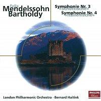 London Philharmonic Orchestra, Bernard Haitink – Mendelssohn: Die Hebriden, Op.26 - Sinfonien Nr.3 & 4