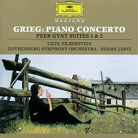 Lilya Zilberstein, Gothenburg Symphony Orchestra, Neeme Jarvi – Grieg: Piano Concerto; Peer Gynt Suites Nos.1 & 2