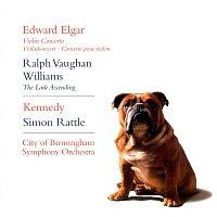Nigel Kennedy – Elgar: Violin Concerto - Vaughan Williams: The Lark Ascending