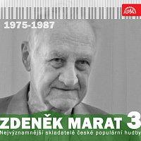 Zdeněk Marat, různí interpreti – Nejvýznamnější skladatelé české populární hudby Zdeněk Marat 3 (1975-1987)