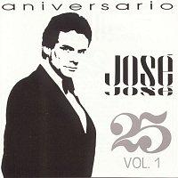 Jose Jose – 25 Aniversario, Vol. 1