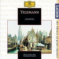 Reinhard Goebel, Musica Antiqua Koln – Telemann: Concertos