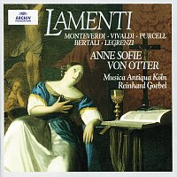 Anne Sofie von Otter, Musica Antiqua Koln, Reinhard Goebel – Lamenti