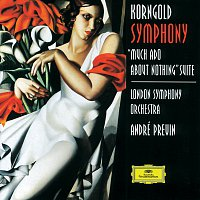Korngold: Symphony in F sharp; Much Ado About Nothing