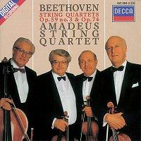 "Amadeus Quartet – Beethoven: String Quartets - ""Rasoumovsky"" & ""Harp"""