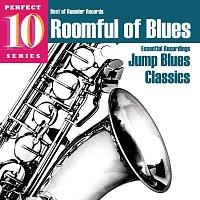Přední strana obalu CD Jump Blues Classics