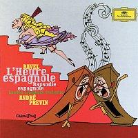 Přední strana obalu CD Ravel: L'Heure Espagnole; Rapsodie Espagnole