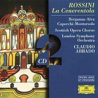 Luigi Alva, Renato Capecchi, Paolo Montarsolo, Teresa Berganza, Claudio Abbado – Rossini: La Cenerentola [2 CD's]