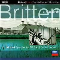 Benjamin Britten, English Chamber Orchestra – Mozart: Symphonies Nos. 39 & 41; 2 Concert Arias