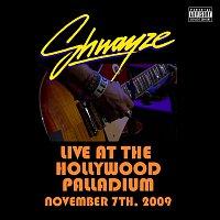 Přední strana obalu CD Live At The Hollywood Palladium