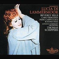Přední strana obalu CD Donizetti: Lucia di Lammermoor