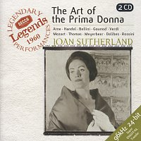 Dame Joan Sutherland, Orchestra of the Royal Opera House, Covent Garden – The Art of the Prima Donna [2 CDs]