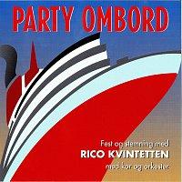 Přední strana obalu CD Party Ombord
