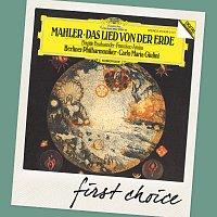 Brigitte Fassbaender, Francisco Araiza, Berliner Philharmoniker – Mahler: Das Lied von der Erde