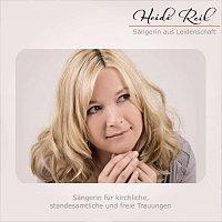 Heidi Reil – Sangerin fur kirchliche, standesamtliche und freie Trauungen