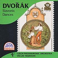 Přední strana obalu CD Dvořák: Slovanské tance